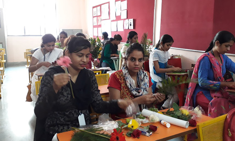 Flower Decoration Competition